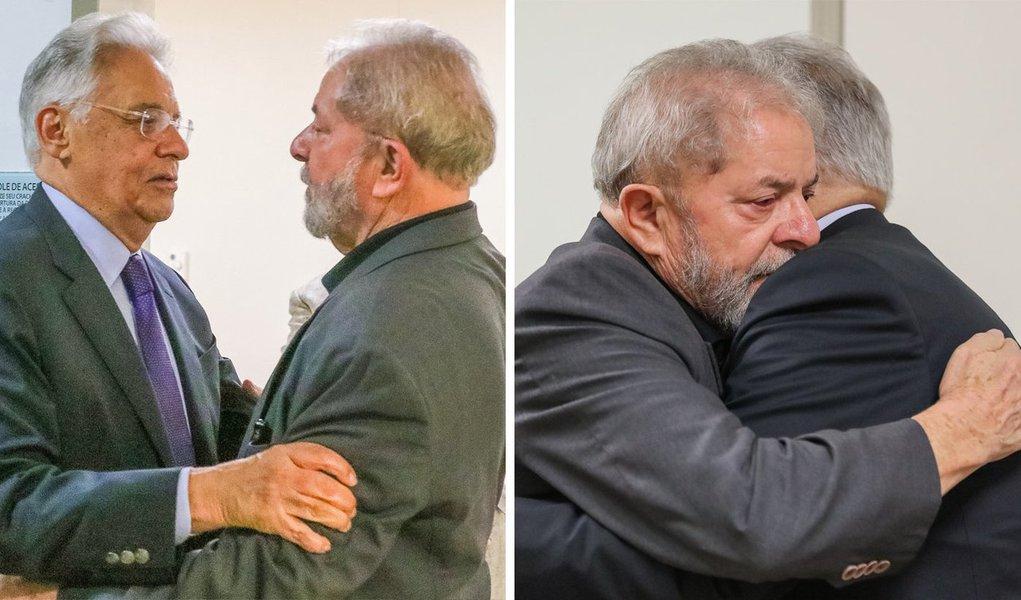 Eu queria ver FHC visitar Lula no Natal