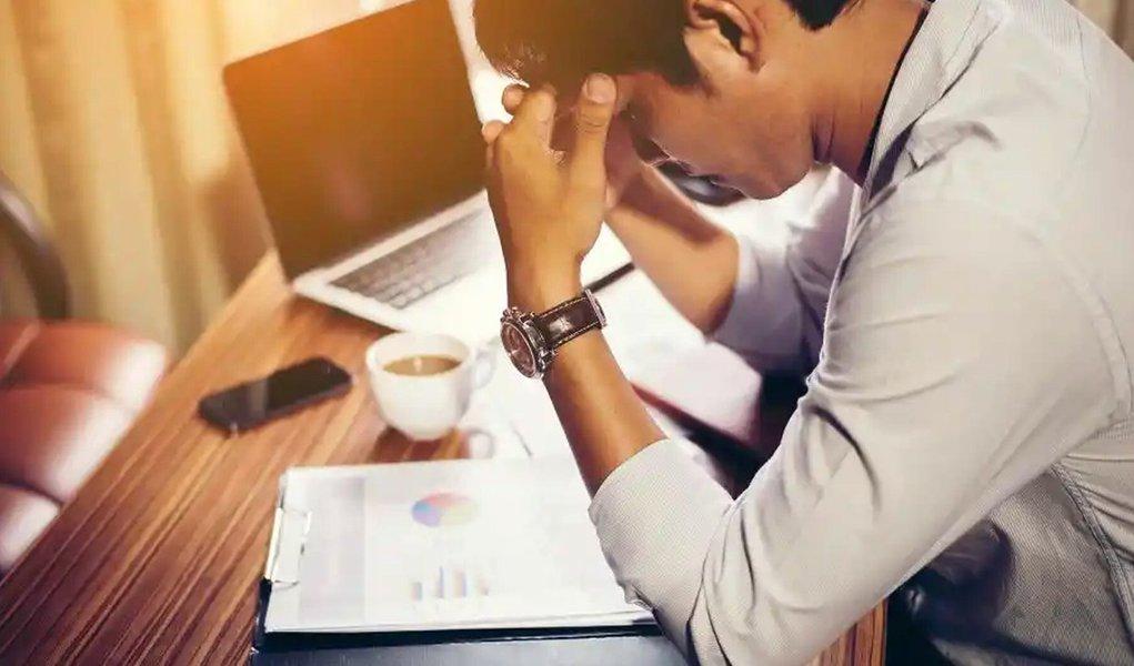 Inadimplência das empresas cresce 7,3% em outubro