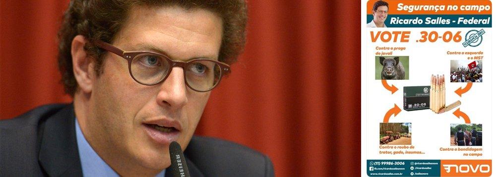 Advogado ligado à extrema direita é cotado para Ministério do Meio Ambiente