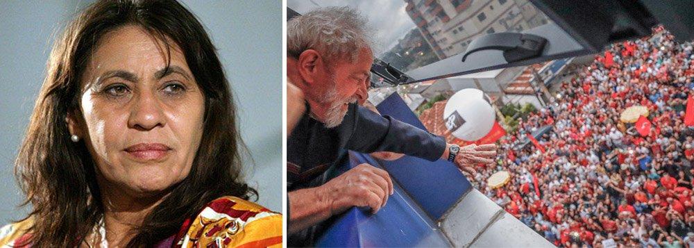 Tereza Cruvinel: o destino de Lula