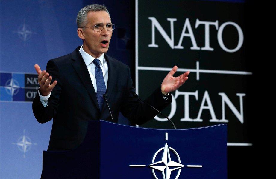 As mentiras nucleares do secretário geral da Otan