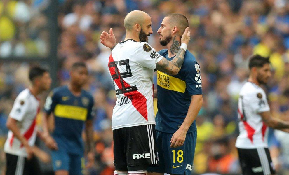 Final da Libertadores será disputada fora da Argentina, em 8 ou 9 de dezembro
