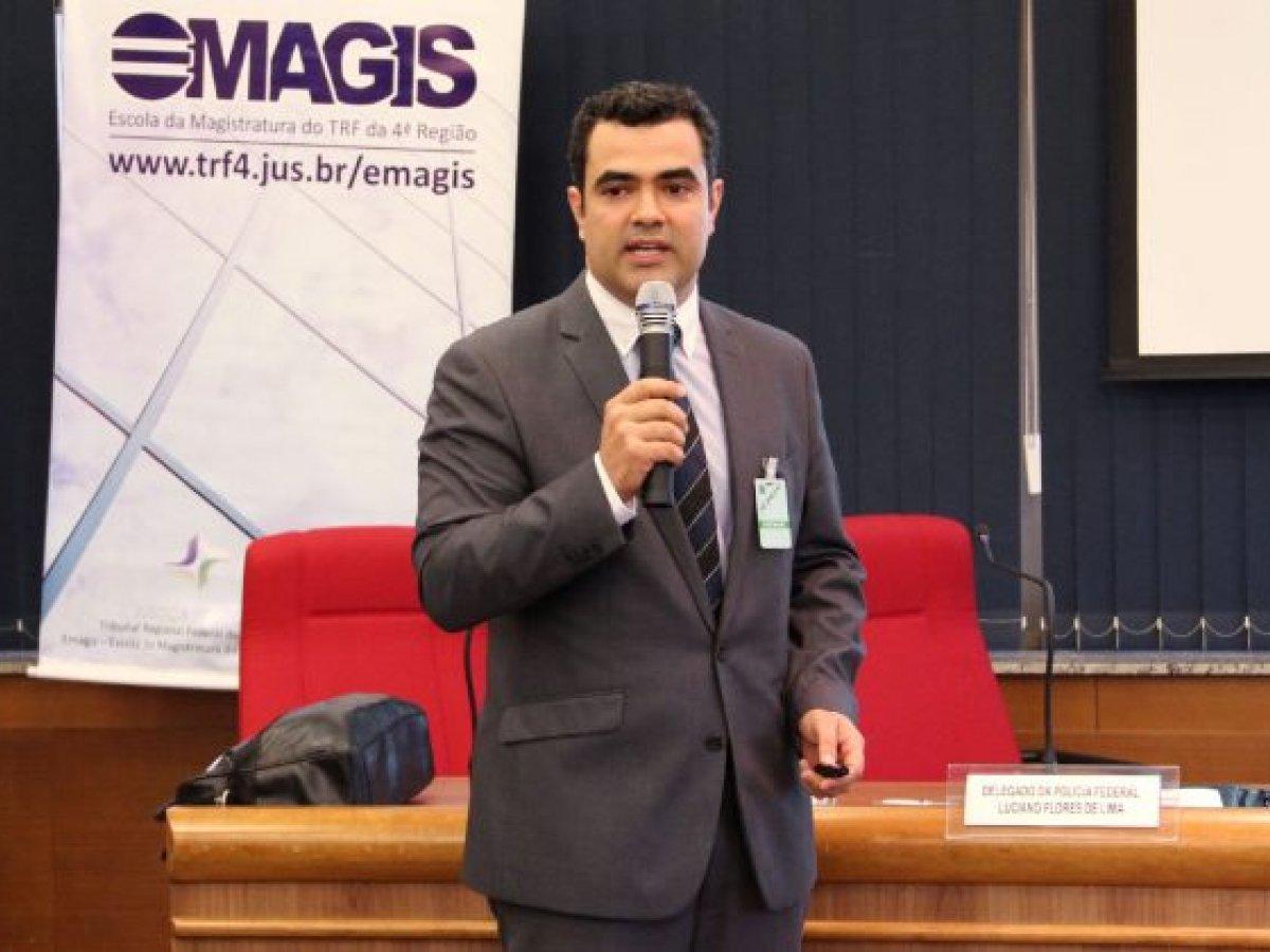 Luciano Flores assume comando da PF no berço da Lava Jato