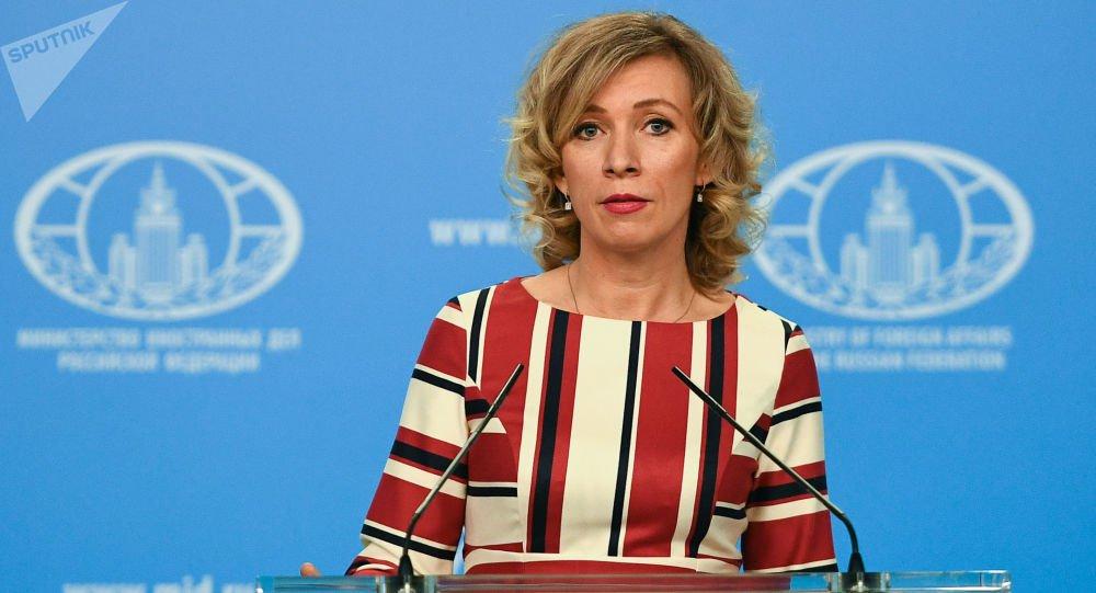 Chancelaria russa explica que tomou medidas duras para conter ameaças da Ucrânia