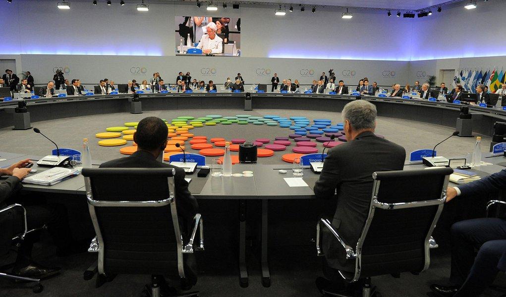Especialistas latino-americanos pedem união do G20 contra o unilateralismo
