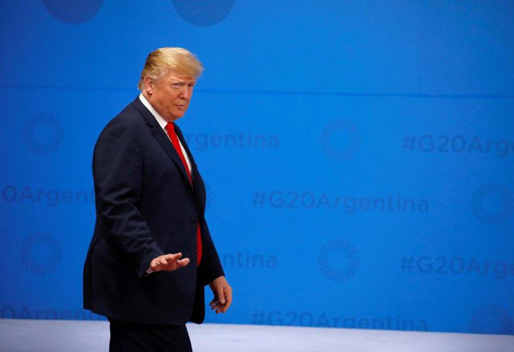 Em reunião do G20, Trump minimiza influência da China na América Latina