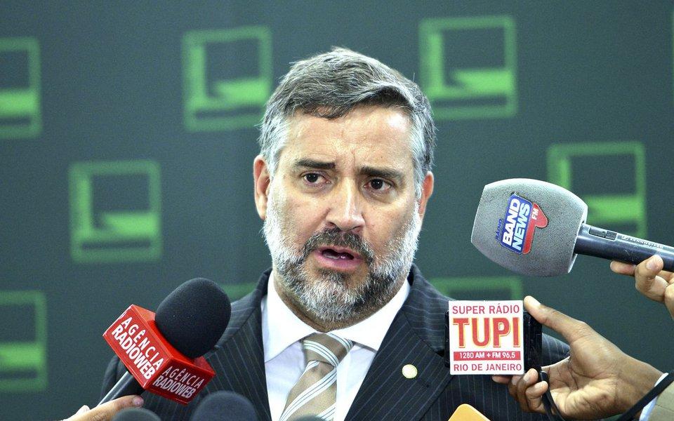 Pimenta: Bolsonaro é ameaça ao processo civilizatório e seu eleitorado percebeu isso