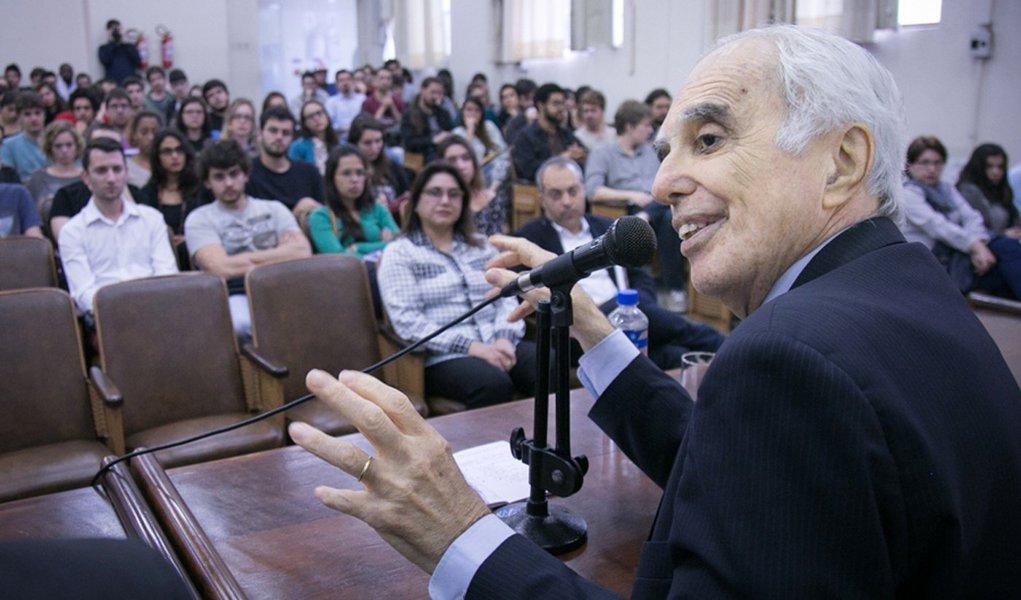 Samuel Pinheiro Guimarães: 'este é um governo sem decoro'