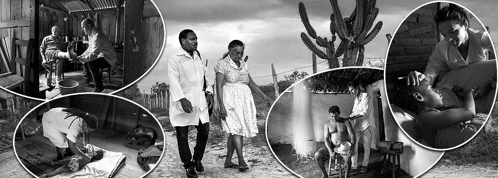 Araquém Alcântara: Mais Médicos é um programa revolucionário