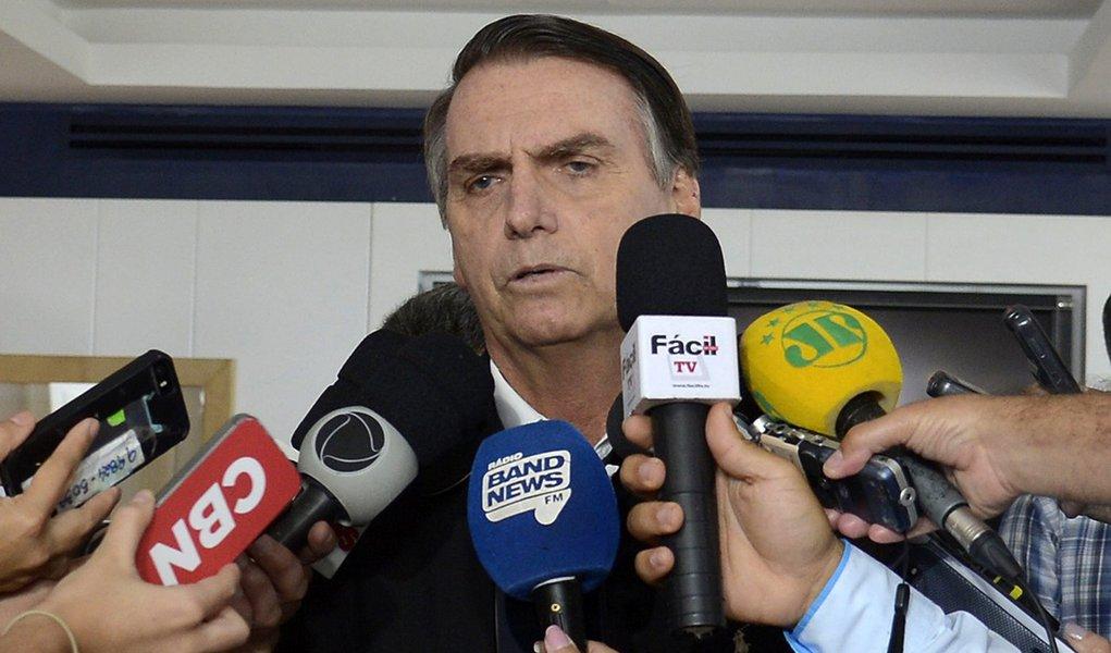 Mídia corporativa tem a paternidade e a maternidade de Bolsonaro