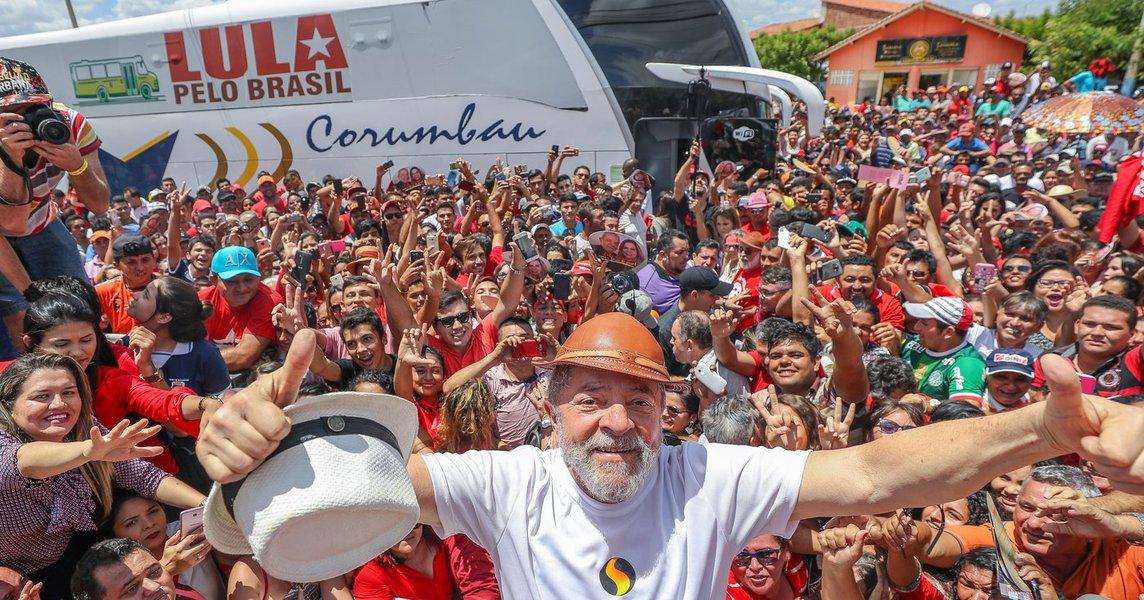 Unidade em torno de Lula para vencermos as eleições de Outubro