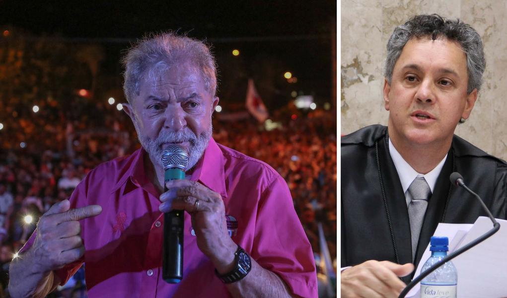 Gebran, aliado de Moro no TRF-4, tenta manter Lula preso de forma ilegal