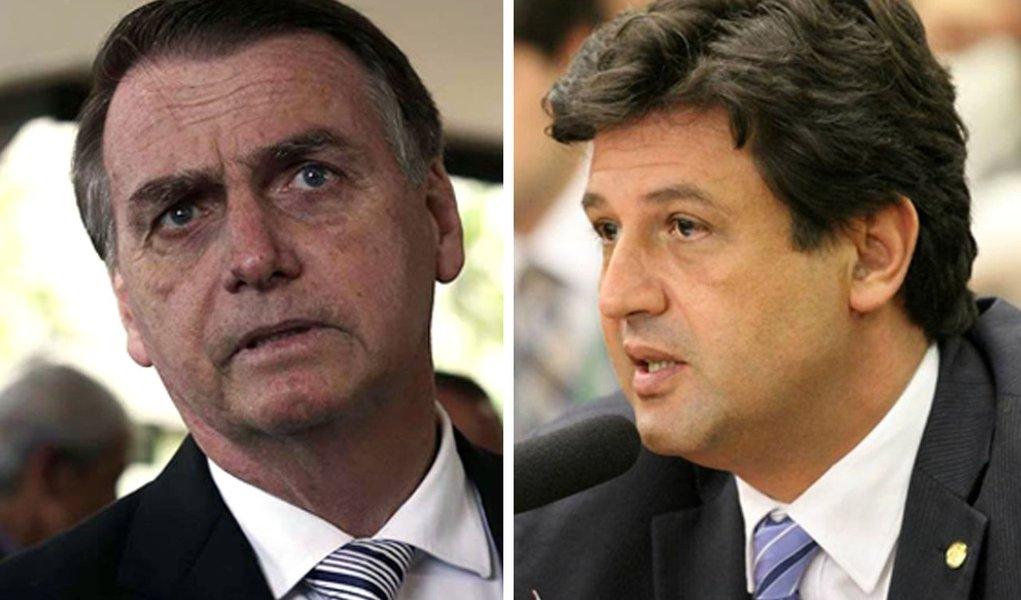 Bolsonaro diz que Mandetta 'nem é réu' e só acusação 'robusta' tira ministro do governo