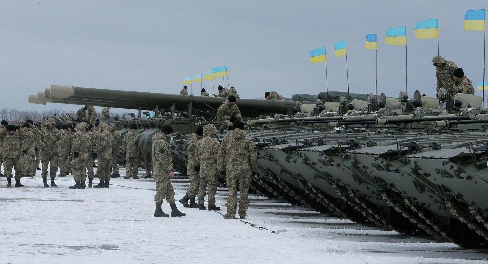 Tensão no Leste Europeu: Ucrânia põe suas Forças Armadas em alerta de combate