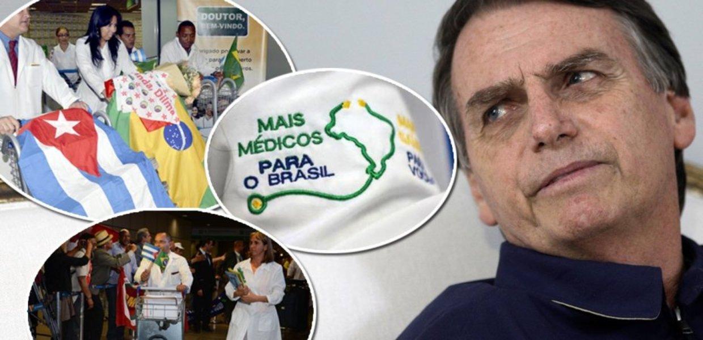 Bolsonaro descarta o Revalida para médicos brasileiros e abre fogo contra exame da OAB