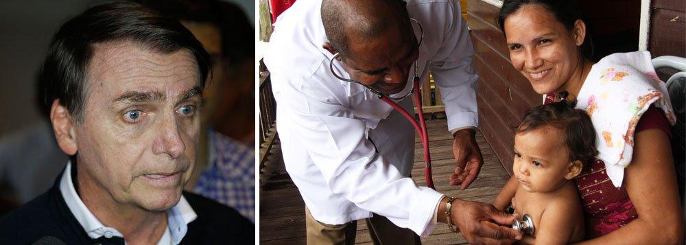 A calculada crueldade contra o Mais Médicos