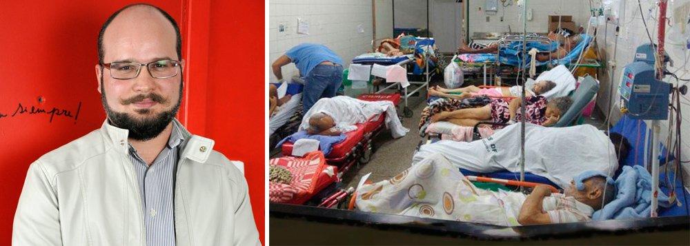 Supervisor do Mais Médicos alerta: teremos uma catástrofe sanitária