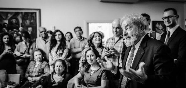 O xeque-mate de Lula na meganhagem judicial
