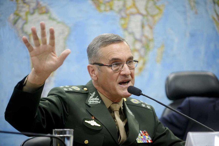 Intervenção militar no STF?