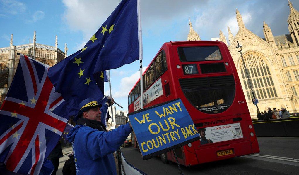 Partido Trabalhista prefere eleição a segundo referendo sobre Brexit