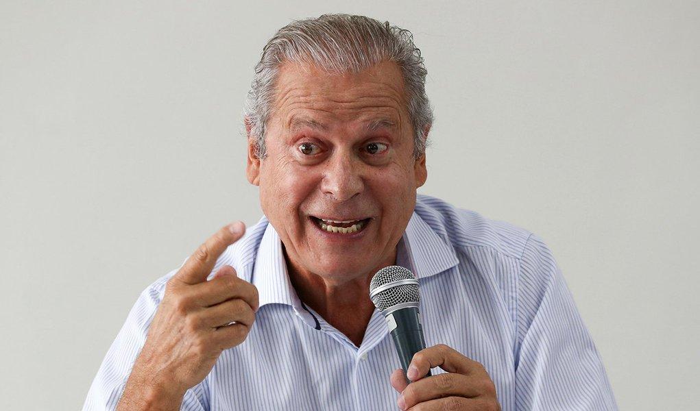 Dirceu: ser oposição a Bolsonaro é fácil, difícil é organizar o povo