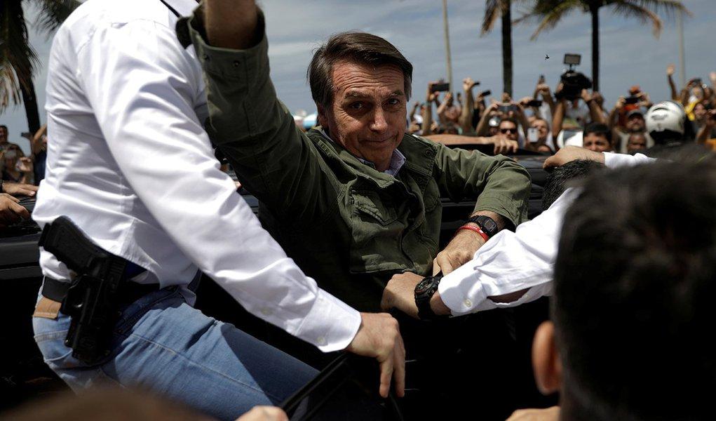 Líderes mundiais cumprimentam Bolsonaro por vitória nas eleições