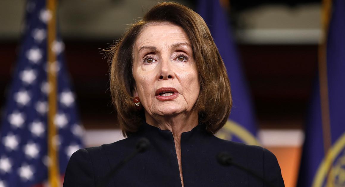 Democratas ganharam maioria da Câmara dos EUA por defesa de assistência médica, diz Nancy Pelosi