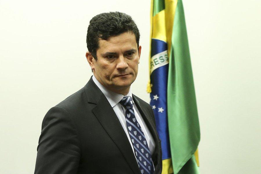 Moro defende regulamentação do lobby no Brasil