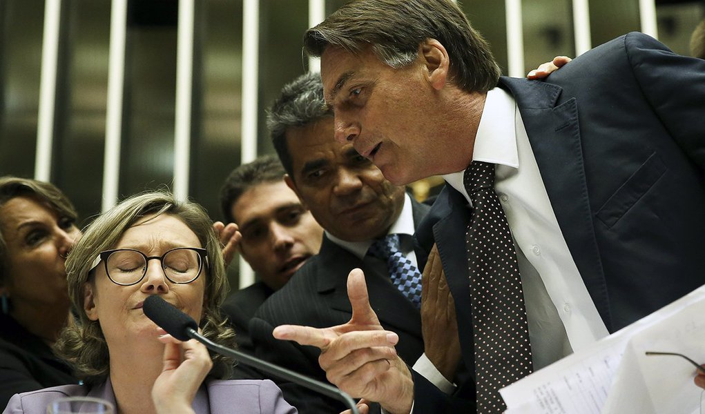 Deputados vão ao STF testemunhar a favor de Bolsonaro em ação penal