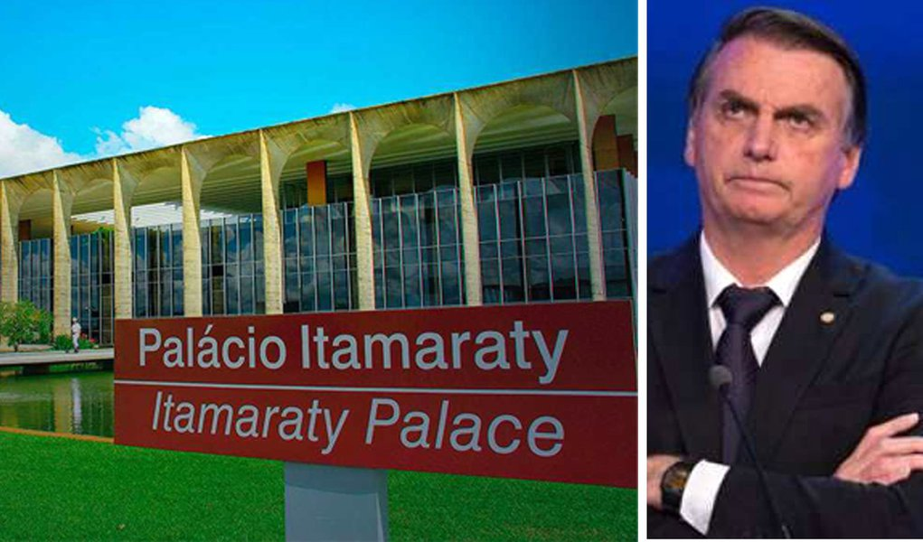 Itamaraty teme política externa ideológica de Bolsonaro