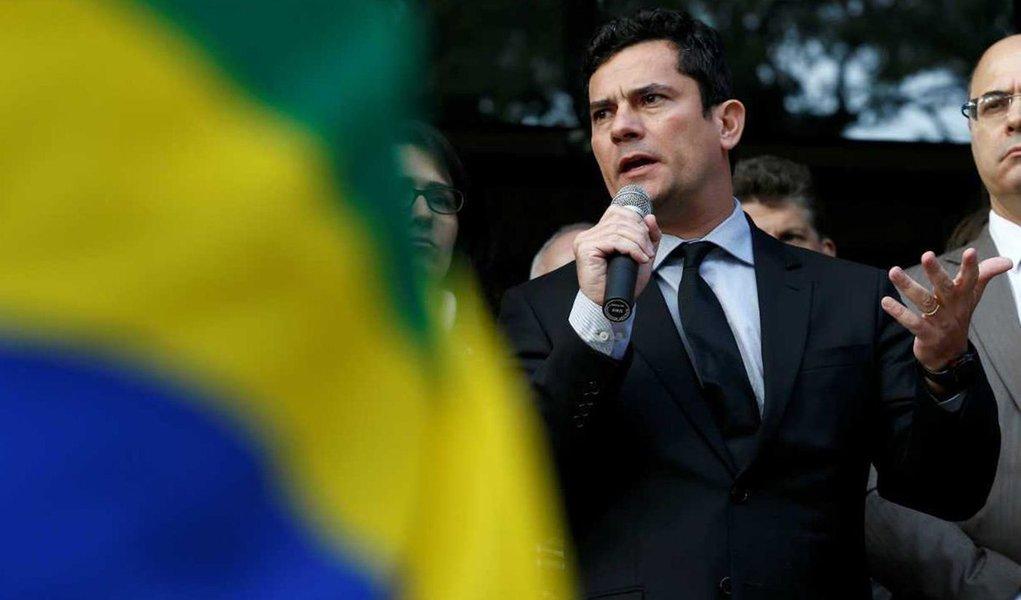 Moro saúda eleição de Bolsonaro