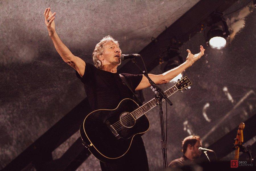 Roger Waters quer tocar The Wall na fronteira EUA-México