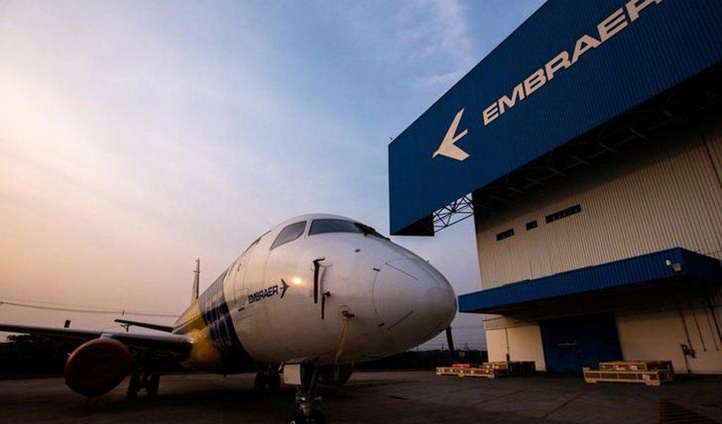 Site divulga caso de traição e negociata envolvendo a Embraer
