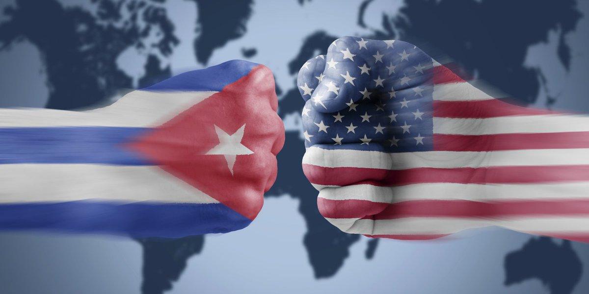 Estados Unidos financiam ações subversivas em Cuba