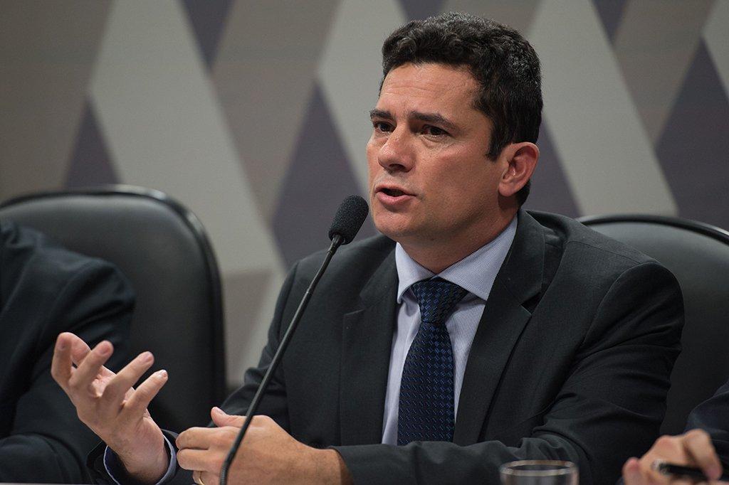 """Sérgio Moro, o """"imparcial"""""""
