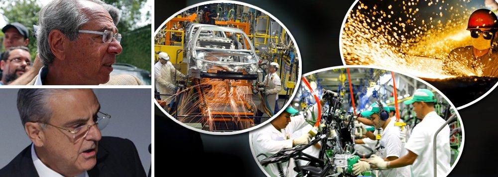 Indústria brasileira sofre derrota histórica com eleição de Bolsonaro