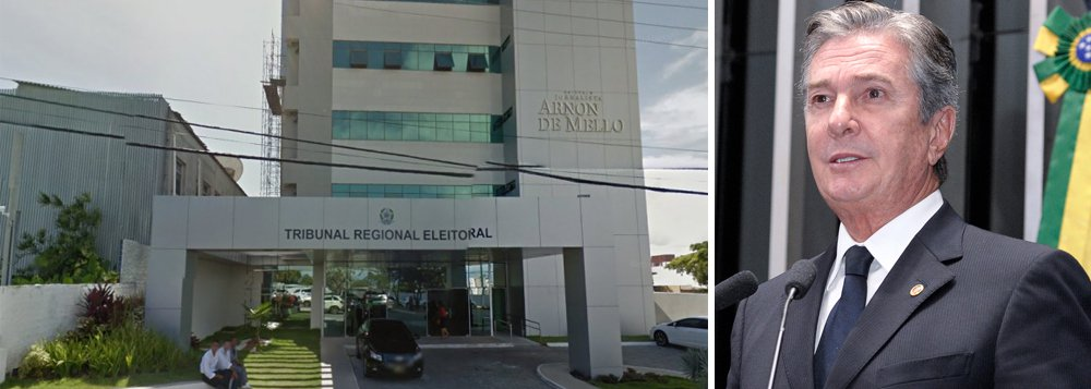 Justiça Federal leva a leilão prédio de Collor