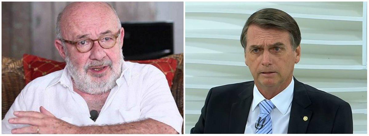 "Entrevistas mostram por que o ""mito"" fugiu dos debates com Haddad: seria massacrado"