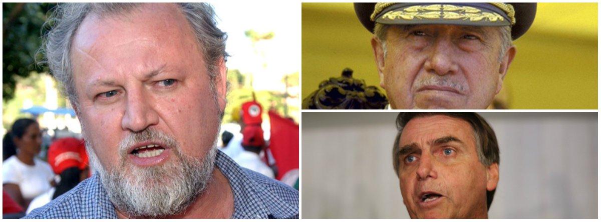Stédile: burguesia conseguiu impor um governo tipo Pinochet