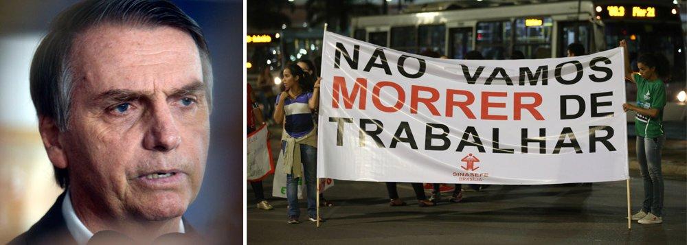 Bolsonaro vai à guerra por reforma da Previdência, rejeitada por 71%