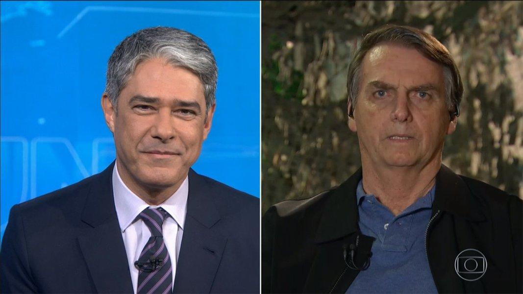Rovai: covardia da Folha e Globo com Bolsonaro ameaça a democracia