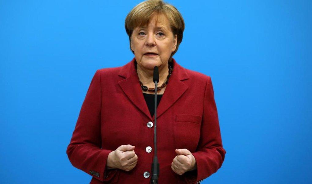 Angela Merkel anuncia fim de sua carreira política