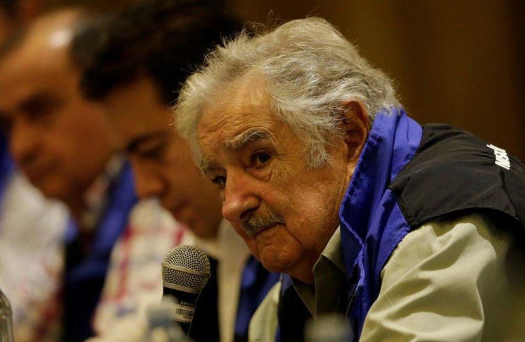 Mujica: 'Os únicos derrotados são os que baixam a cabeça'