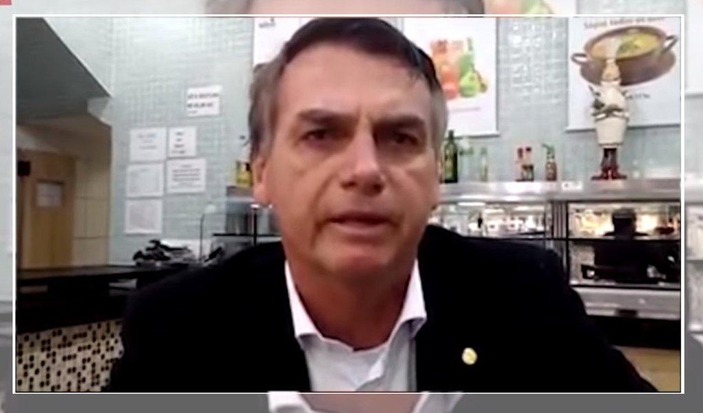 Bolsonaro já pediu para alunos filmarem professores 'doutrinadores'
