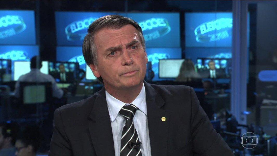Eleição com Bolsonaro é fraude