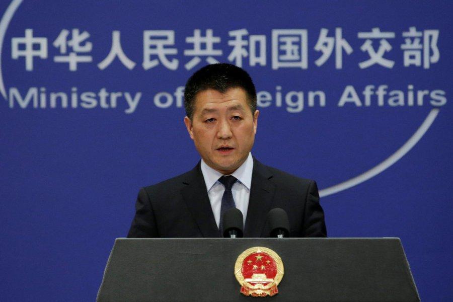 China envia felicitações a Jair Bolsonaro