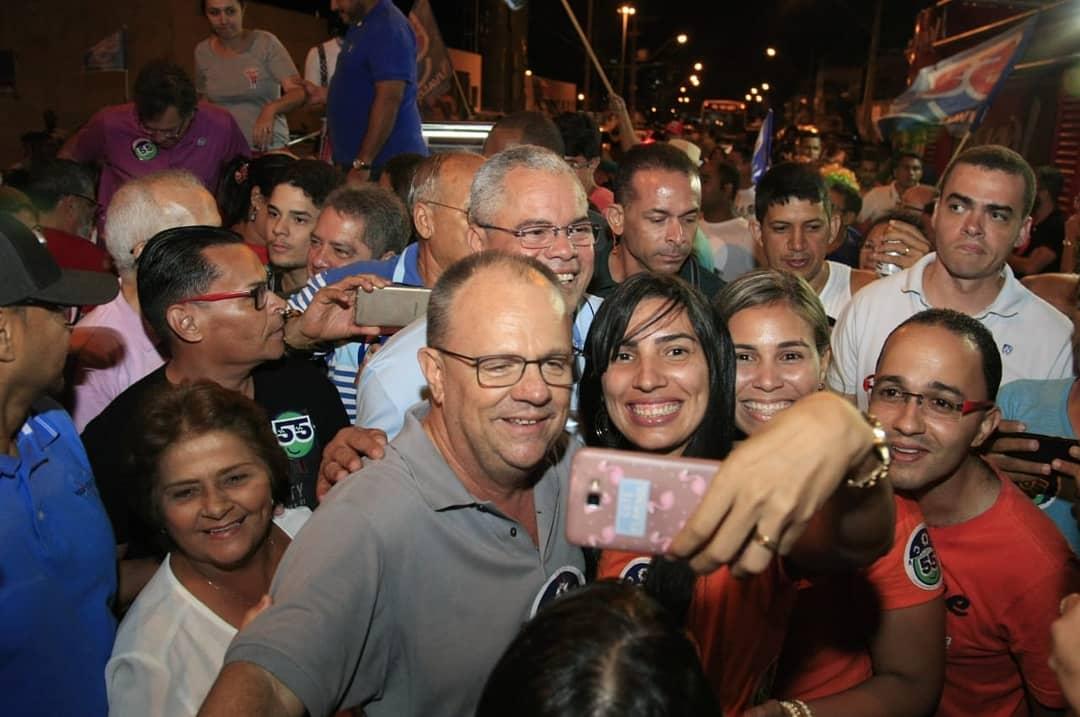 Belivaldo é reeleito governador de Sergipe