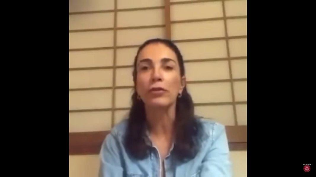 Isabel, musa do vôlei, abre seu voto em Haddad e na democracia