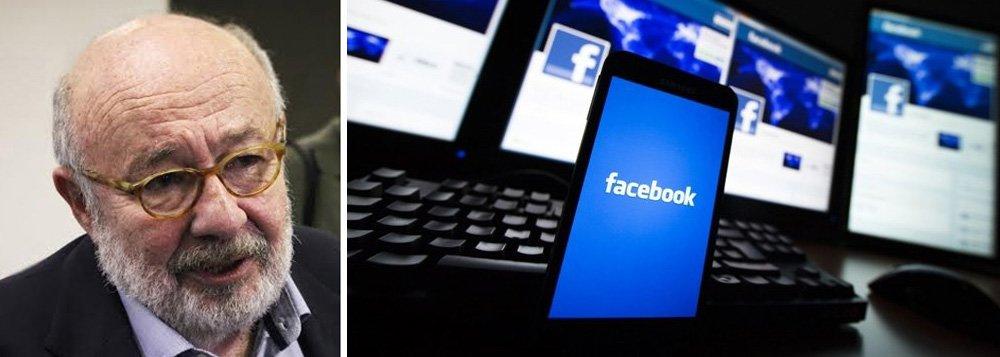 Kotscho denuncia censura do Facebook