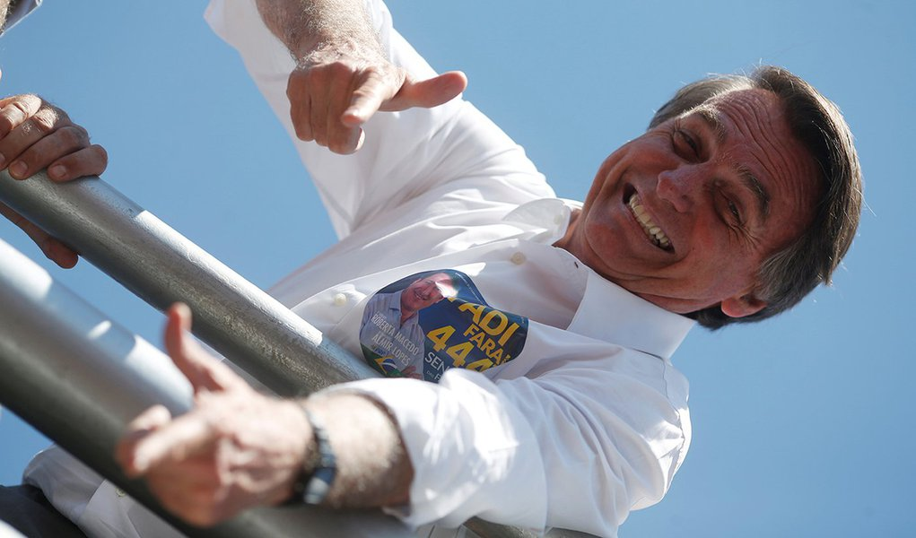 A derrota do fascismo de Bolsonaro será a derrota do sistema